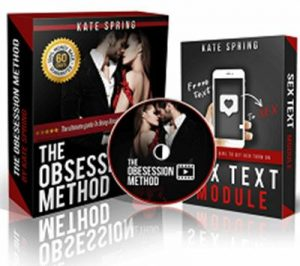 The Obsession Method Book